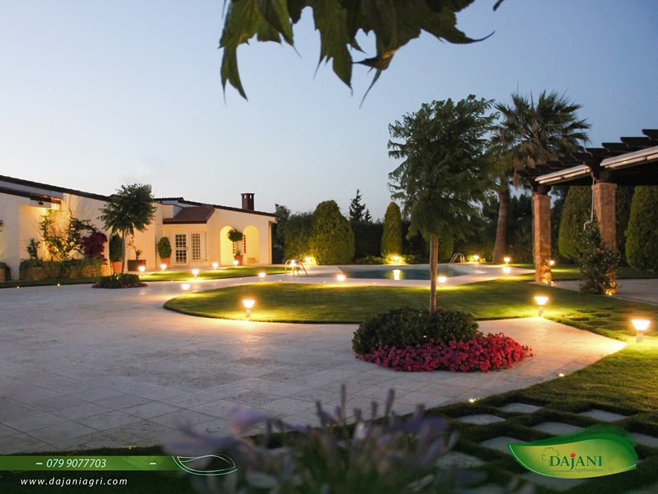 Pin By Dajani Agribusiness On Ramadan Landscape House Styles Mansions House