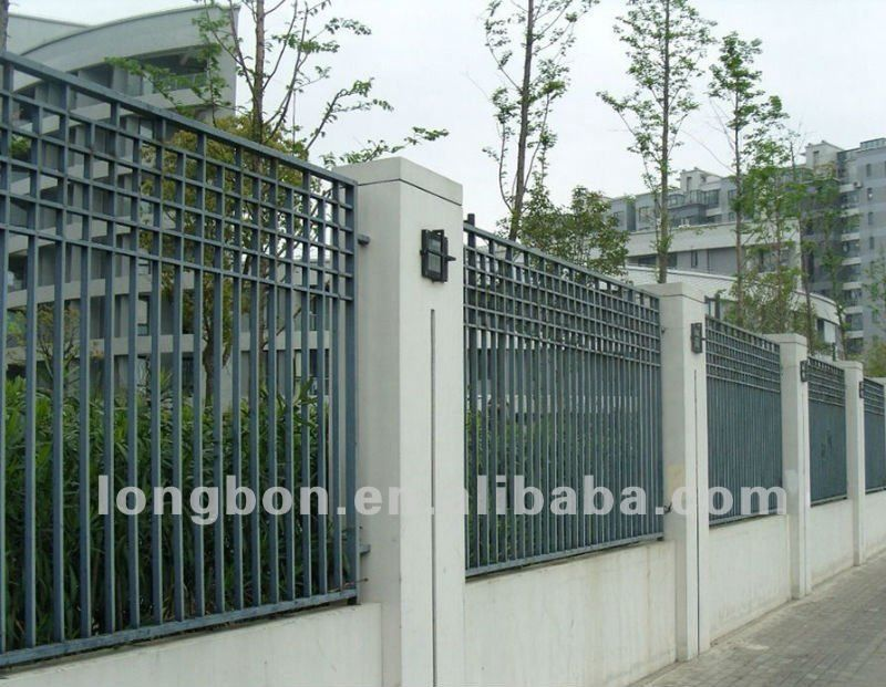 Top-selling Modern Wrought Iron Yard Fencing - Buy Wrought Iron Yard  Fencing,Galvanised Iron Fence,Arts And Crafts Wrought Iron Fence Product on  Alibaba.com