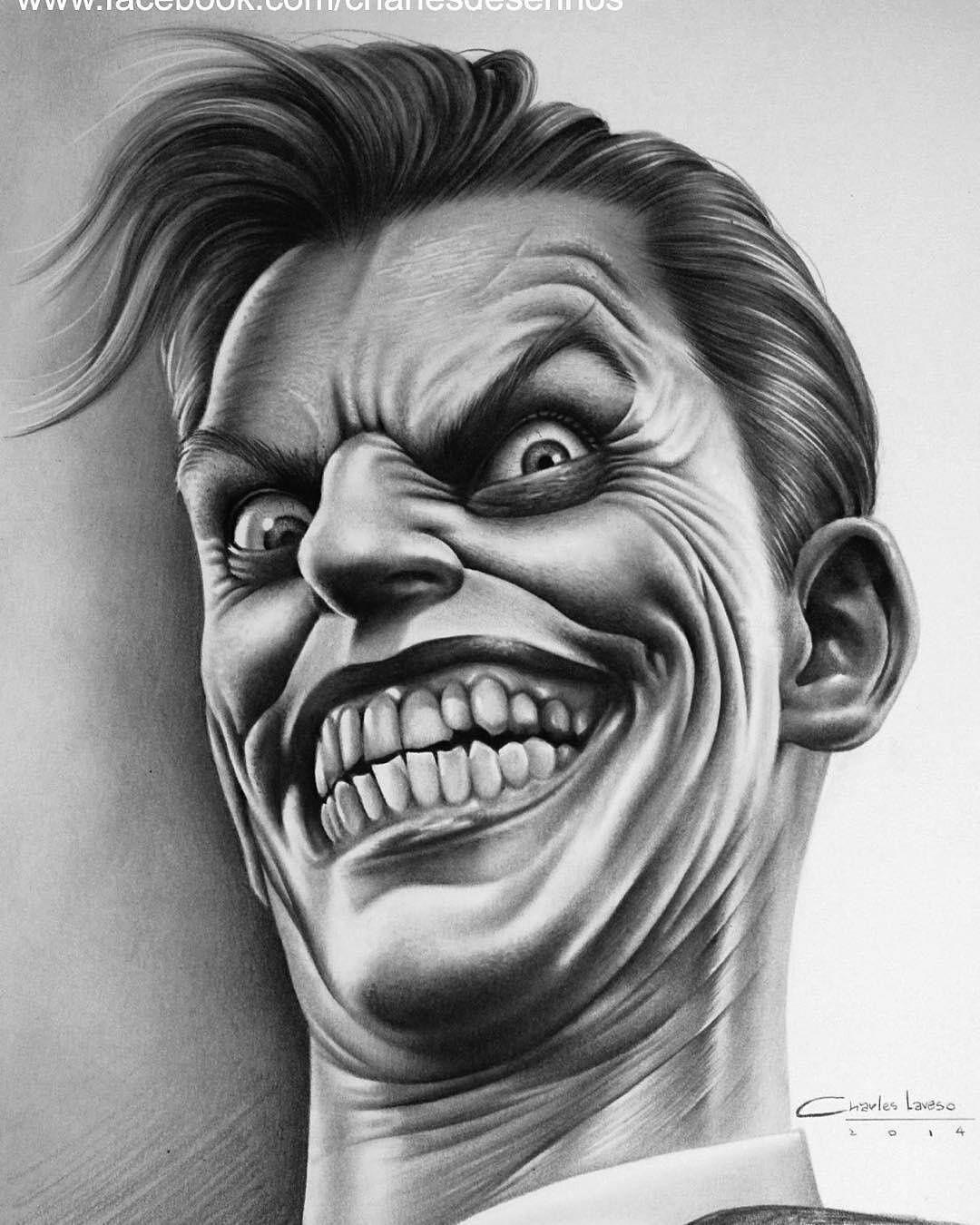 Joker Charles Laveso #artistinspired #