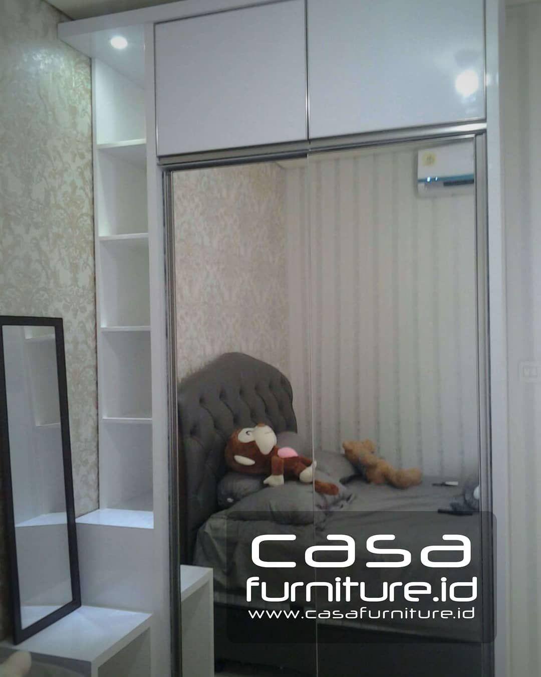 Pin Di Furniture Minimalis Kitchen Set Tangerang Bsd Serpong