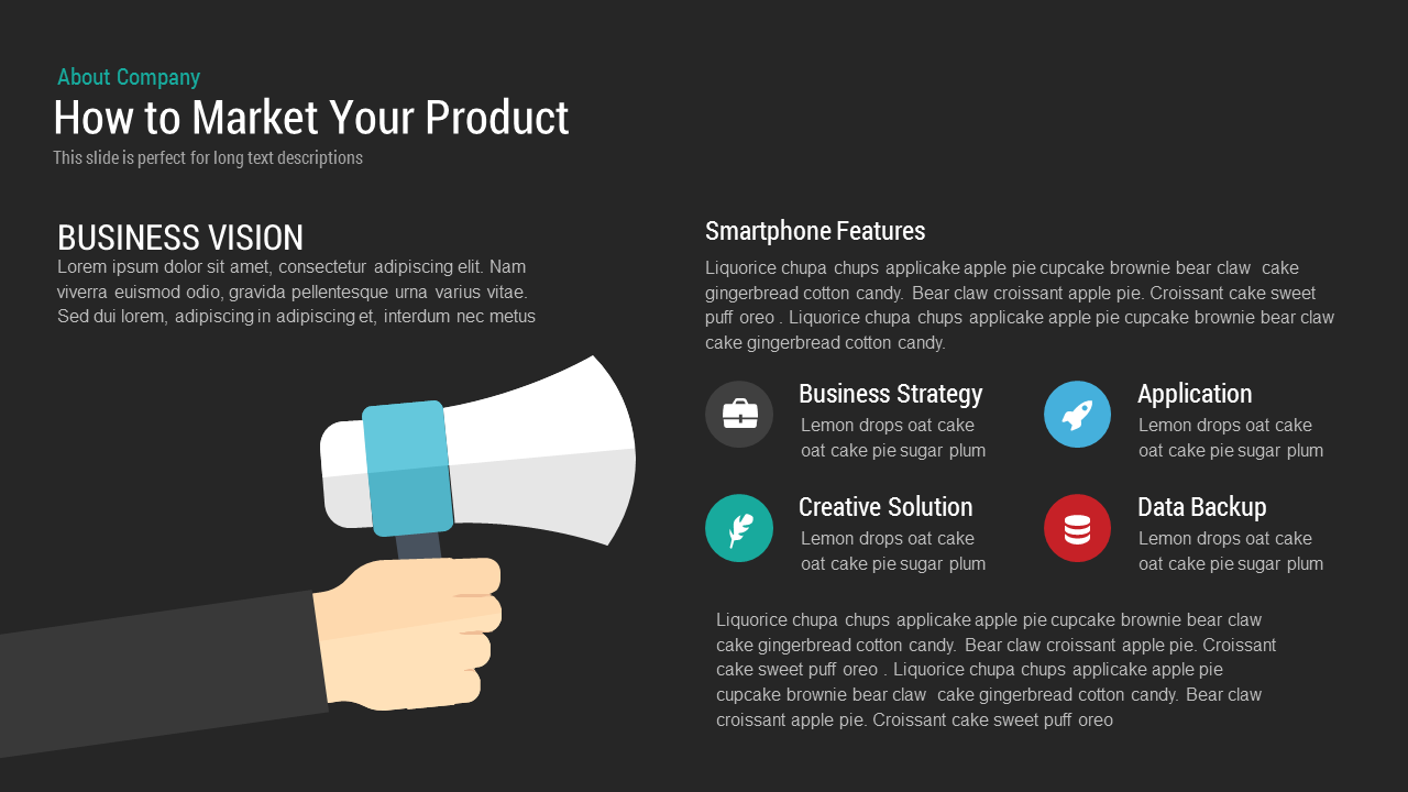 How to Market Your Product? Marketing Plan Free PowerPoint