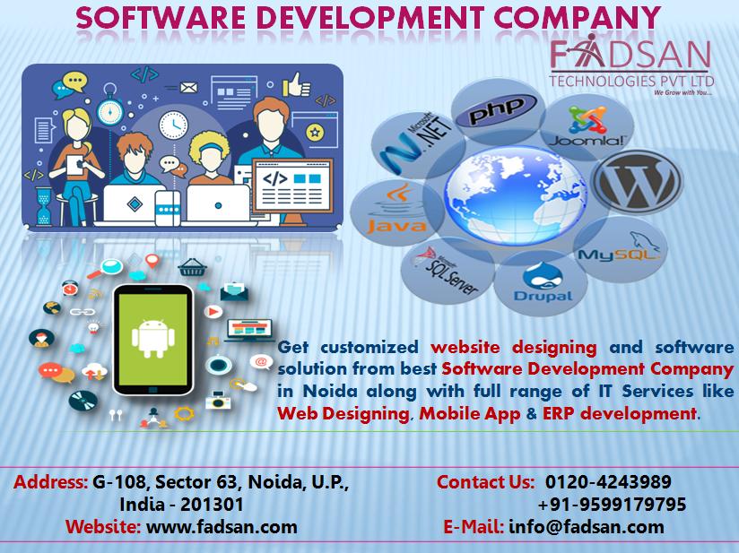 Best Software Development Company In Noida Web Development Design Software Development Web Development Company