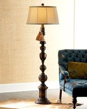 Pin By Katie Ellison On Home L Misc Wooden Floor Lamps Wood Floor Lamp Traditional Floor Lamps