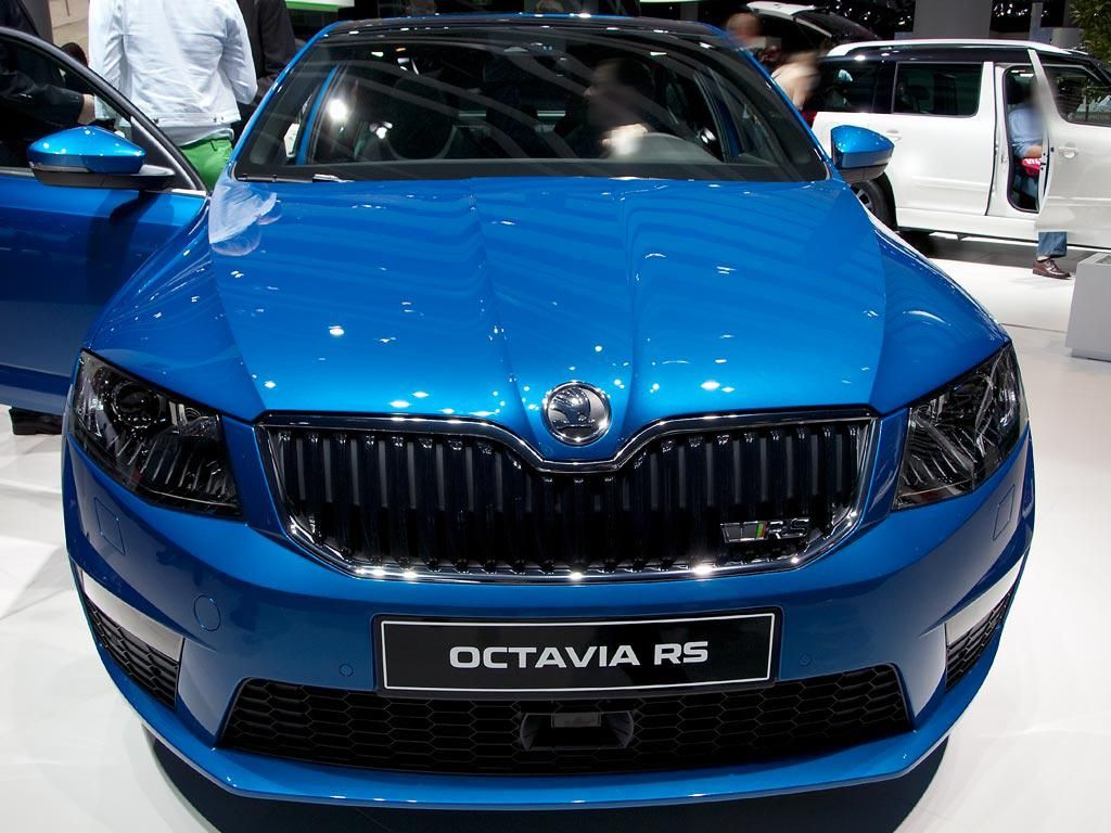 skoda octavia rs race blue google keres s octavia. Black Bedroom Furniture Sets. Home Design Ideas