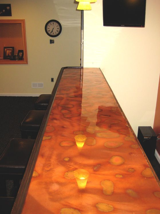 Copper Bar Top   D 7 Supply | Home Remodeling | Pinterest | Bar, Copper Bar  Top And Copper Bar