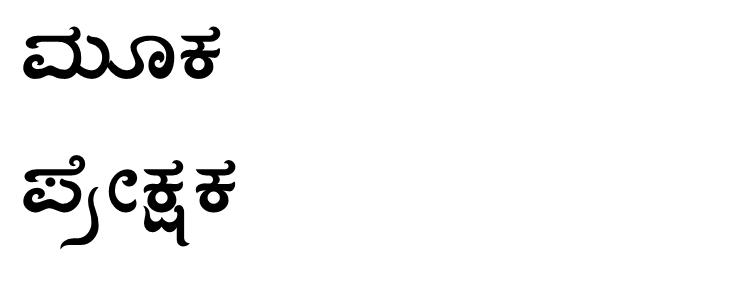 Shree Kannada 1409 Regular - Fonts com | mukka | Fonts, Arabic