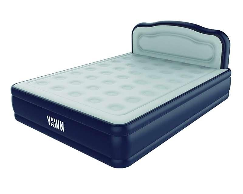 Colchon Inflable Yawn Air Queen Size Coppel Colchones Inflables Colchones Muebles