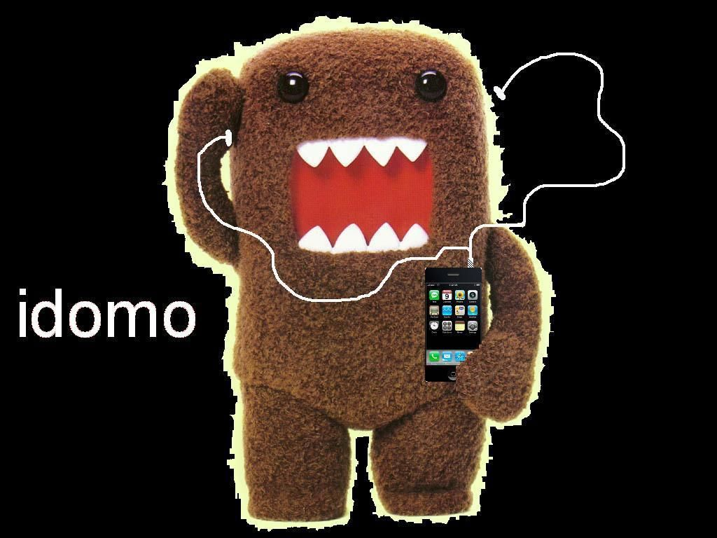 Domo Wallpaper I MADE