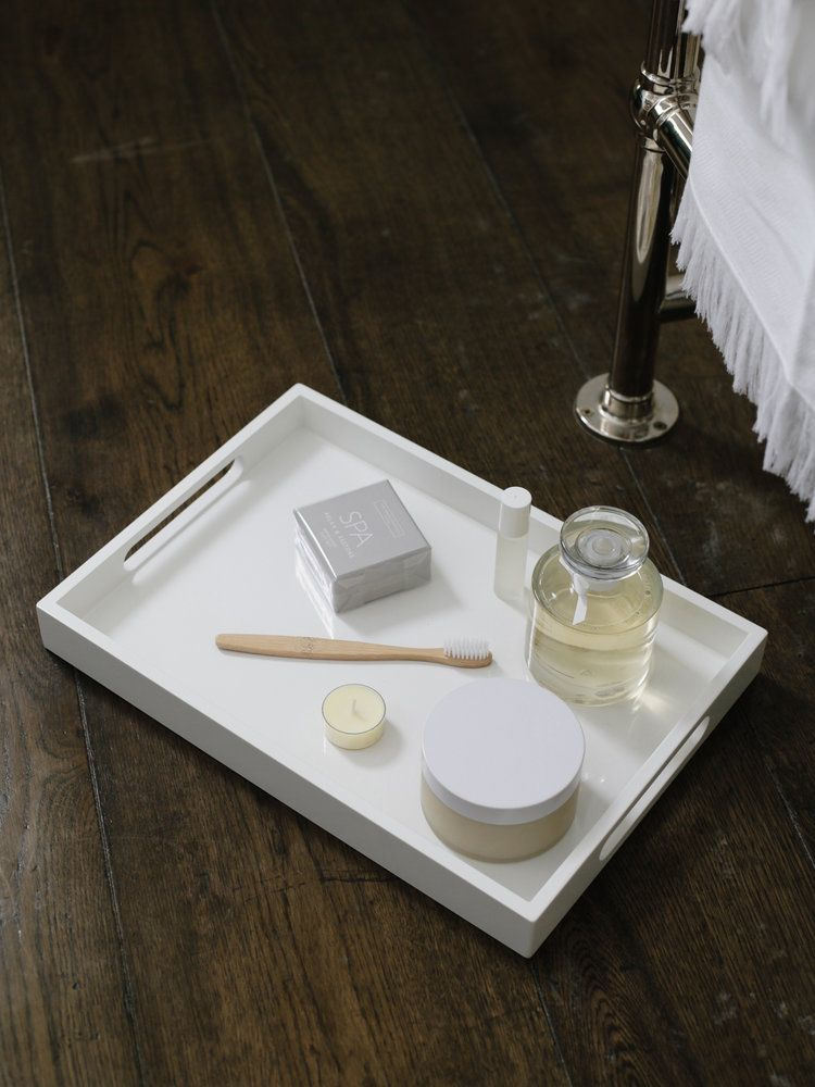 Spa essentials from The White Company | Design Hunter