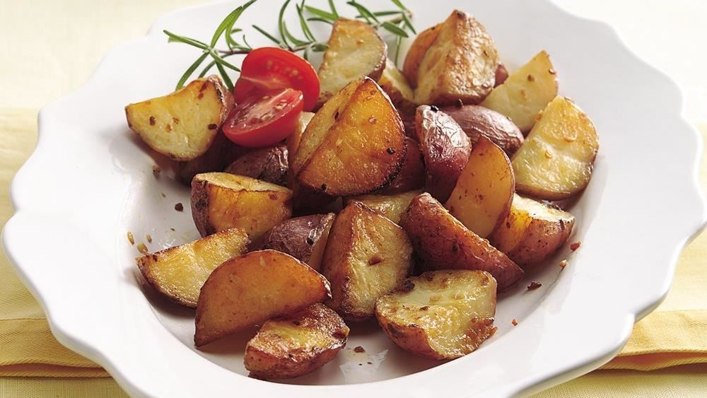Just a little butter, garlic, and salt is all you need to make irresistible potatoes on the grill.