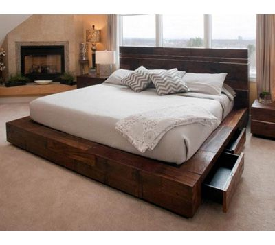 Urban Rustic Furniture Rustic Bed Dressers Chests Dining Room