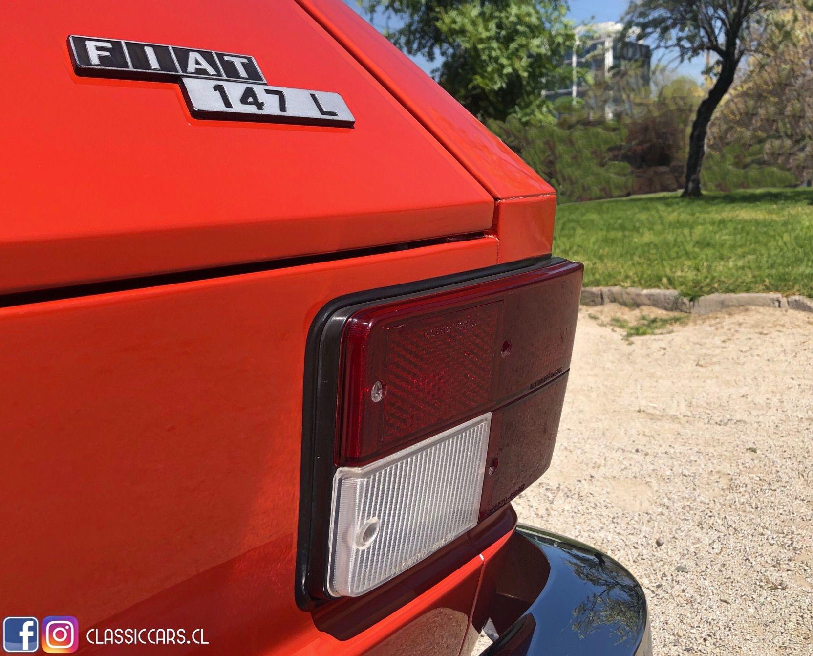 Historias De Autos Fiat 147 L 1978 Un Icono De La Industria
