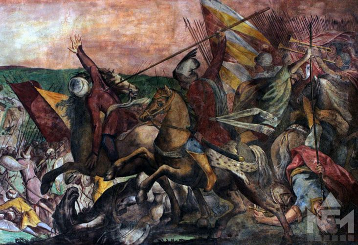 Walka Turka z Węgrem