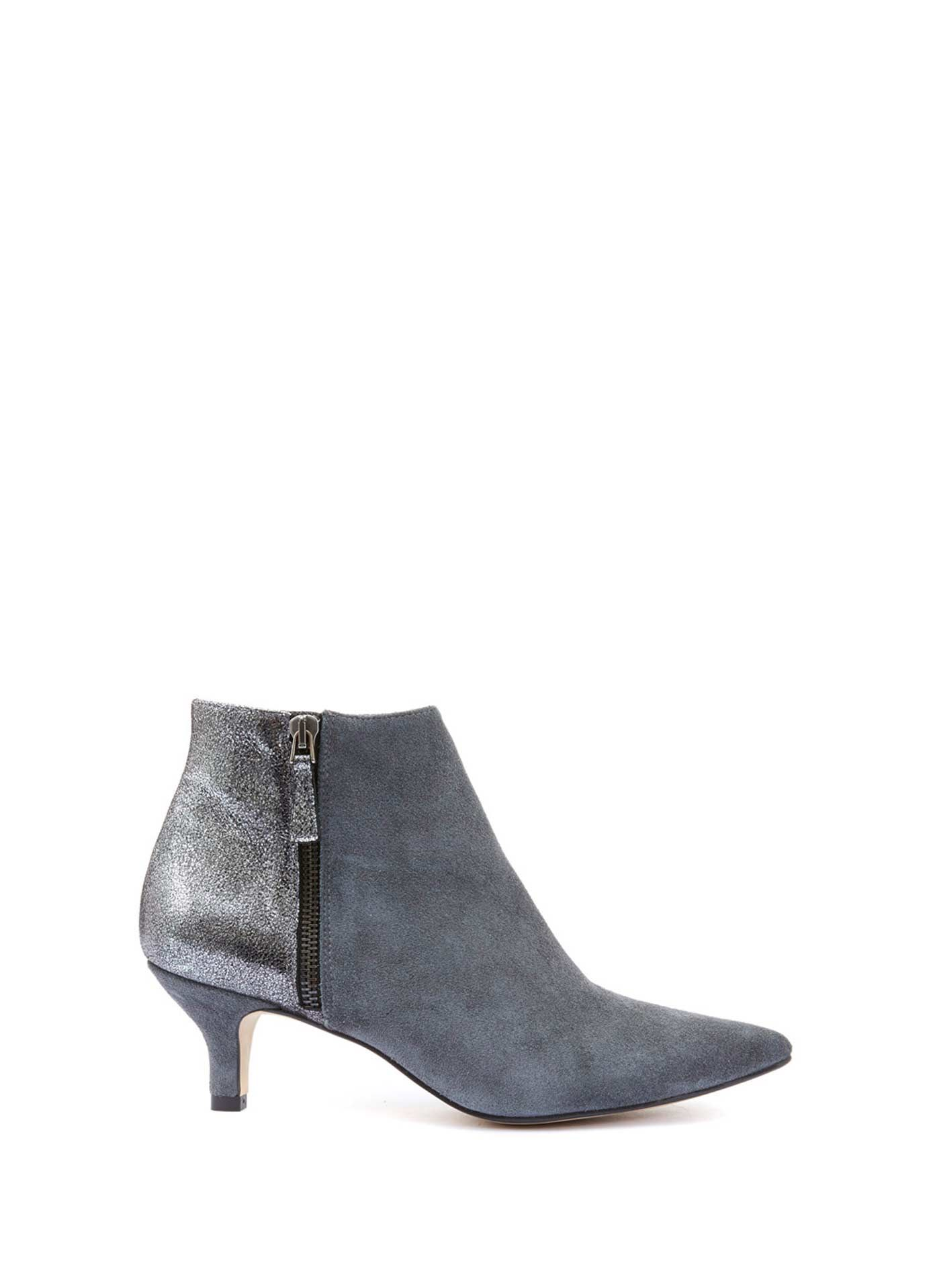 7e6efb39319 Grey Sami Ankle Boot | Clothes I'm eyeing up | Kitten heel boots ...