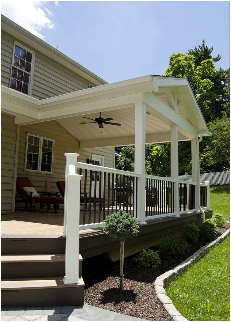 Photo of 63 back porch design ideas that will be trendy 4 • Home And Garden