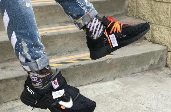 Mil millones María martes  OFF-WHITE x Nike Air Presto Black Dropping Next Month - Dr Wong - Emporium  of Tings. Web Magazine. | Air presto black, Nike air presto black, Nike air  presto