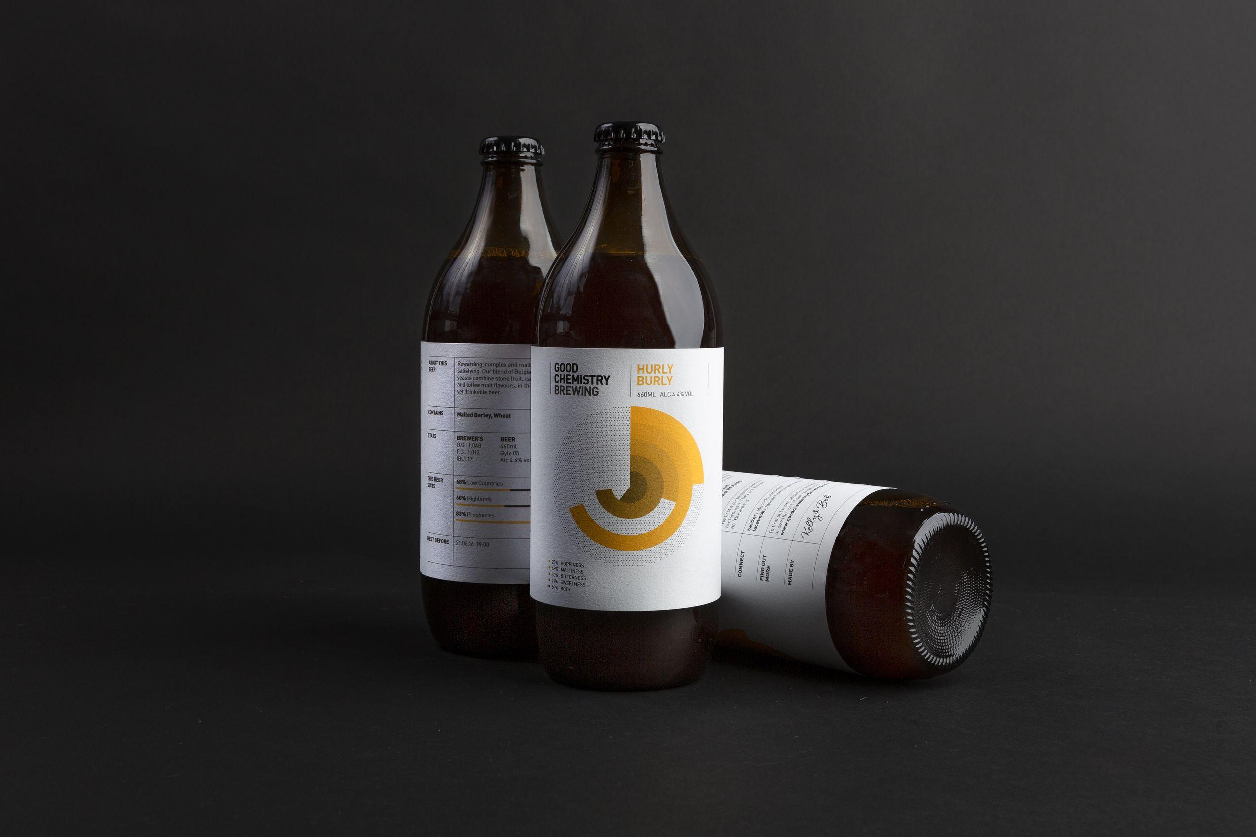 Good Chemistry Brewing Craft Beer Labels Beer Craft Beer Brewing