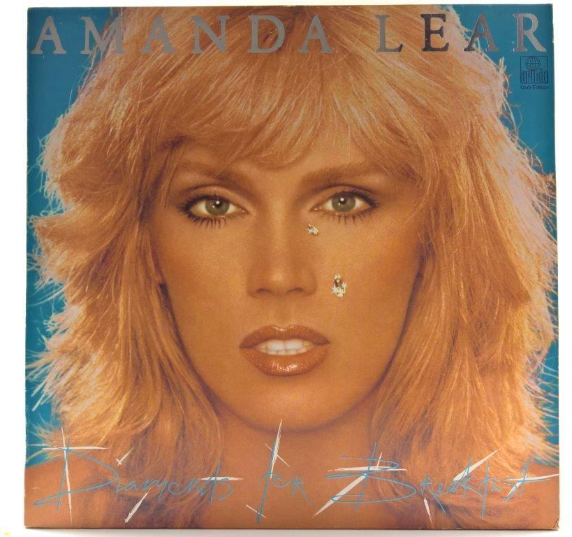 Amanda Lear Diamonds For Breakfast 1980 Ger Club Ed En 2020 Pierre Et Gilles Canal Plus