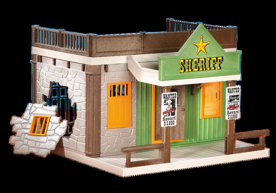 Ufficio Jugueteria : Ufficio dello sceriffo playmobil playmobil