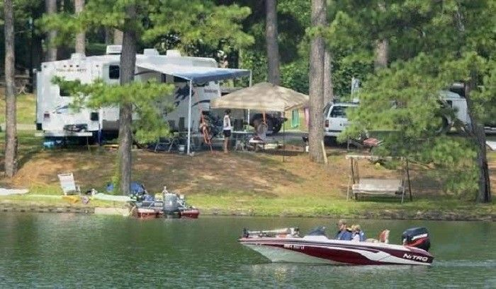These 10 Amazing Camping Spots In Alabama Are An Absolute