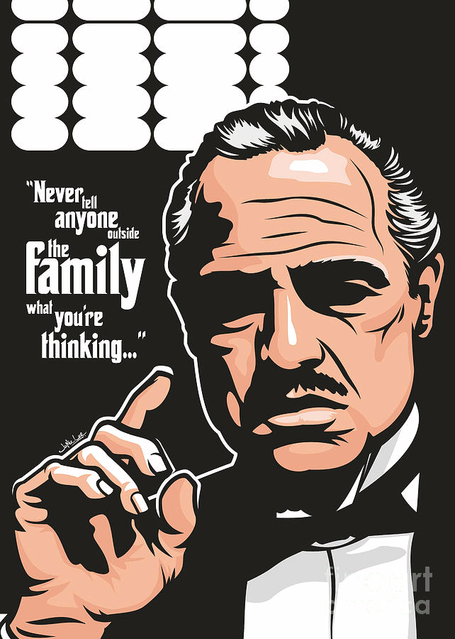 The Godfather Its One Of The Classics So I Want To Watch It The Godfather The Godfather Wallpaper The Godfather Poster