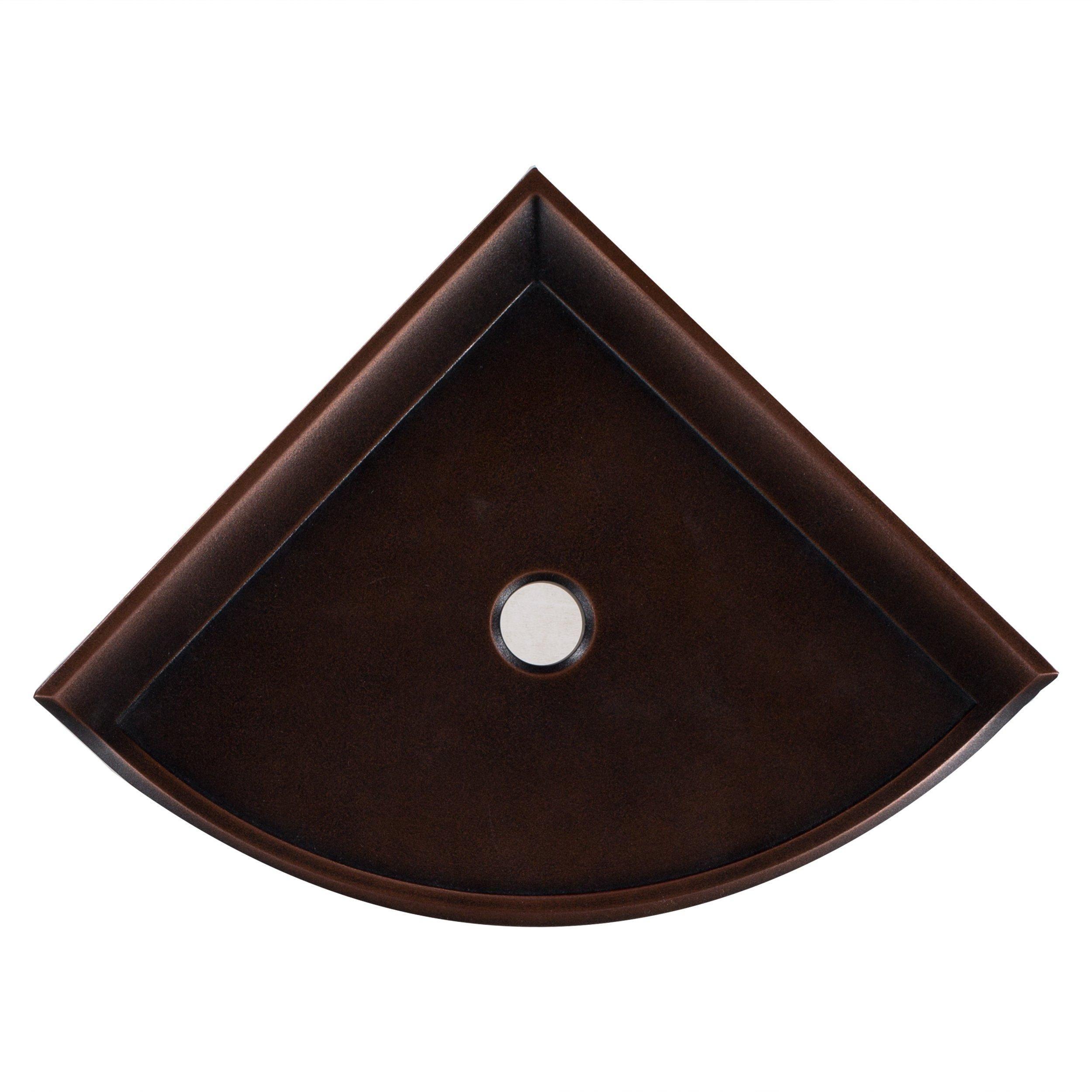 Oil Rubbed Bronze Decorative Corner Shelf In 2020 Oil Rubbed