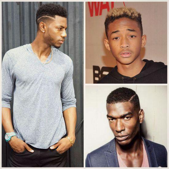 Photo de coiffures pour homme afro  quelques variations