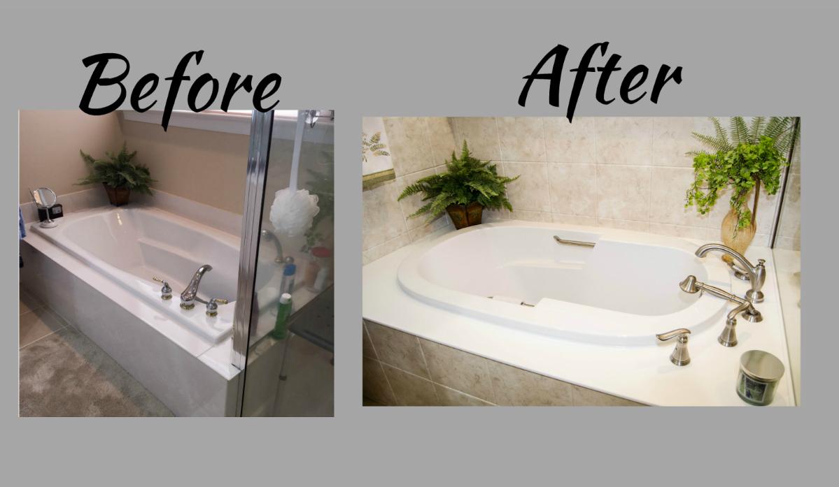 Bathroom Remodel - Bathroom Makeover - Bathroom Before and After ...