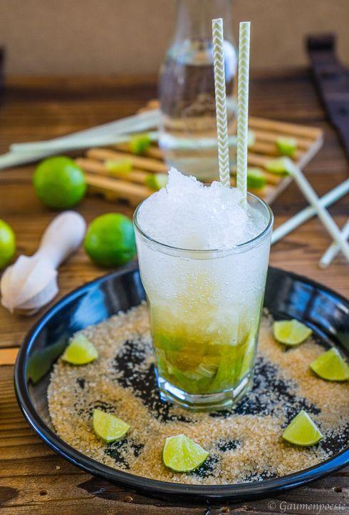Lime Squash - Alkoholfreier Limetten Cocktail 1