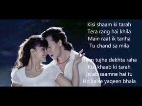 Toota Jo Kabhi Tara Lyrics A Flying Jatt Song Atif Aslam Youtube