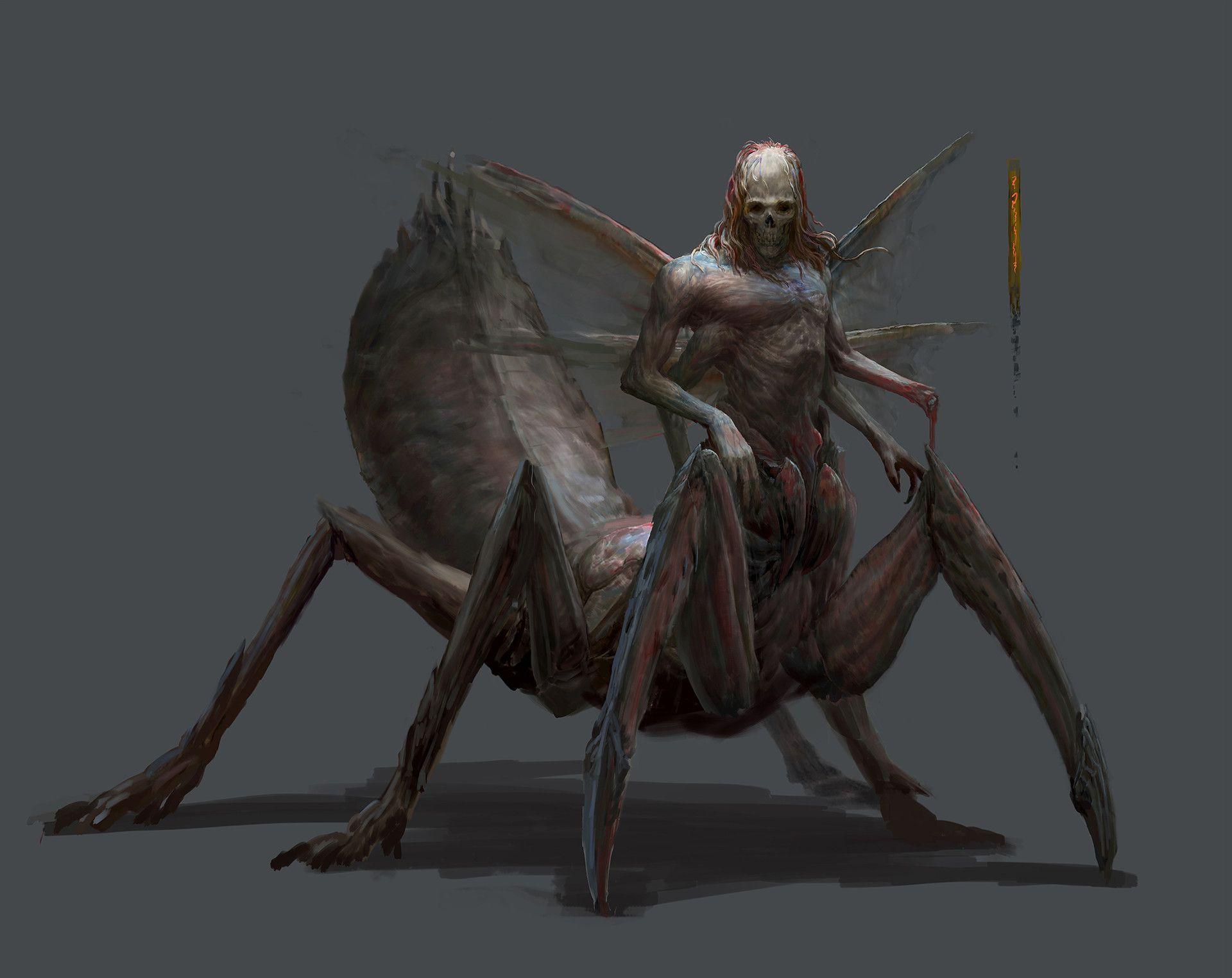 ArtStation - MONSTER, - RT -   Creature concept art ...