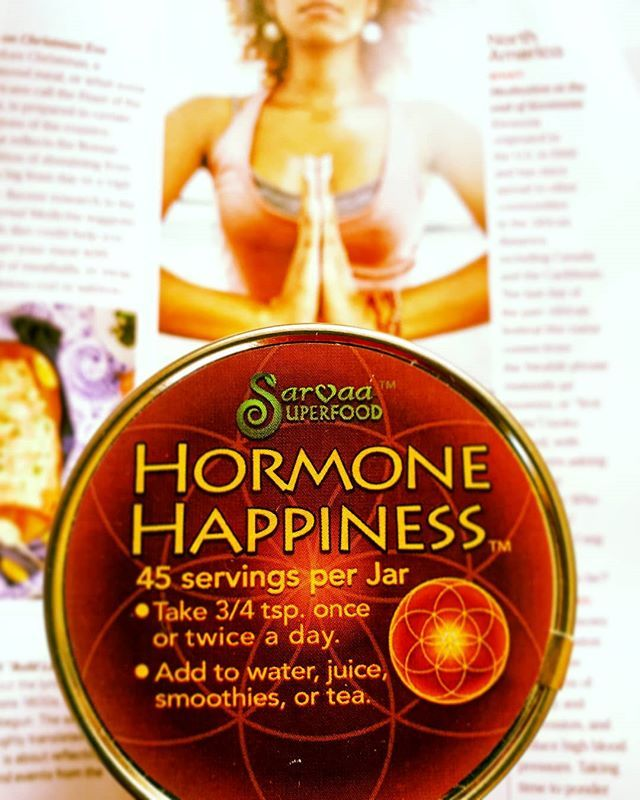 Balance and bliss result from our Hormone Happiness ...