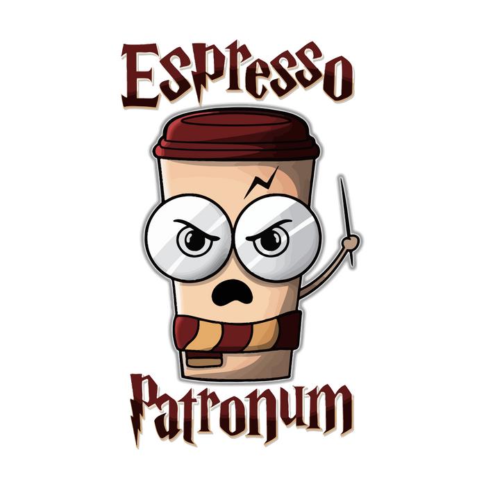 Espresso Patronum Coffee Mug by Perfect - 11 oz