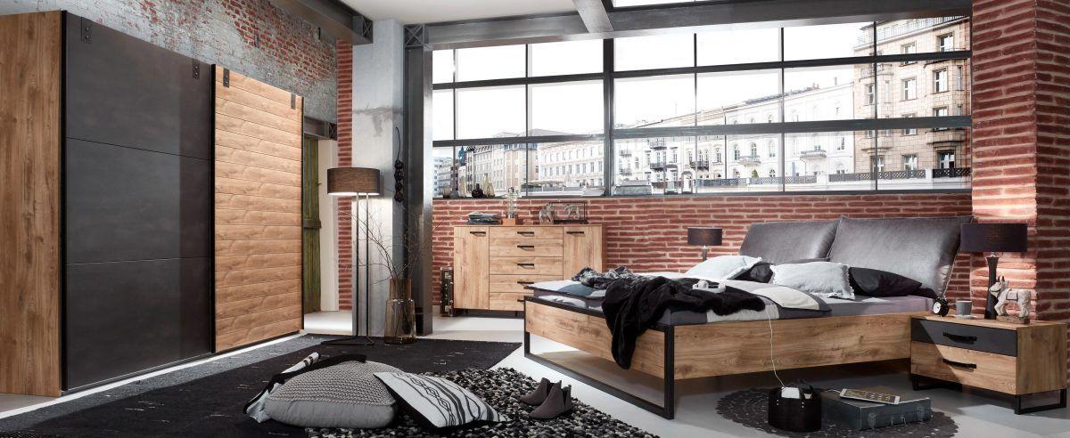 Bett mit Polsterkopfteil weiß, 180x200cm, Fresh To Go Jetzt - schlafzimmer komplett günstig online kaufen