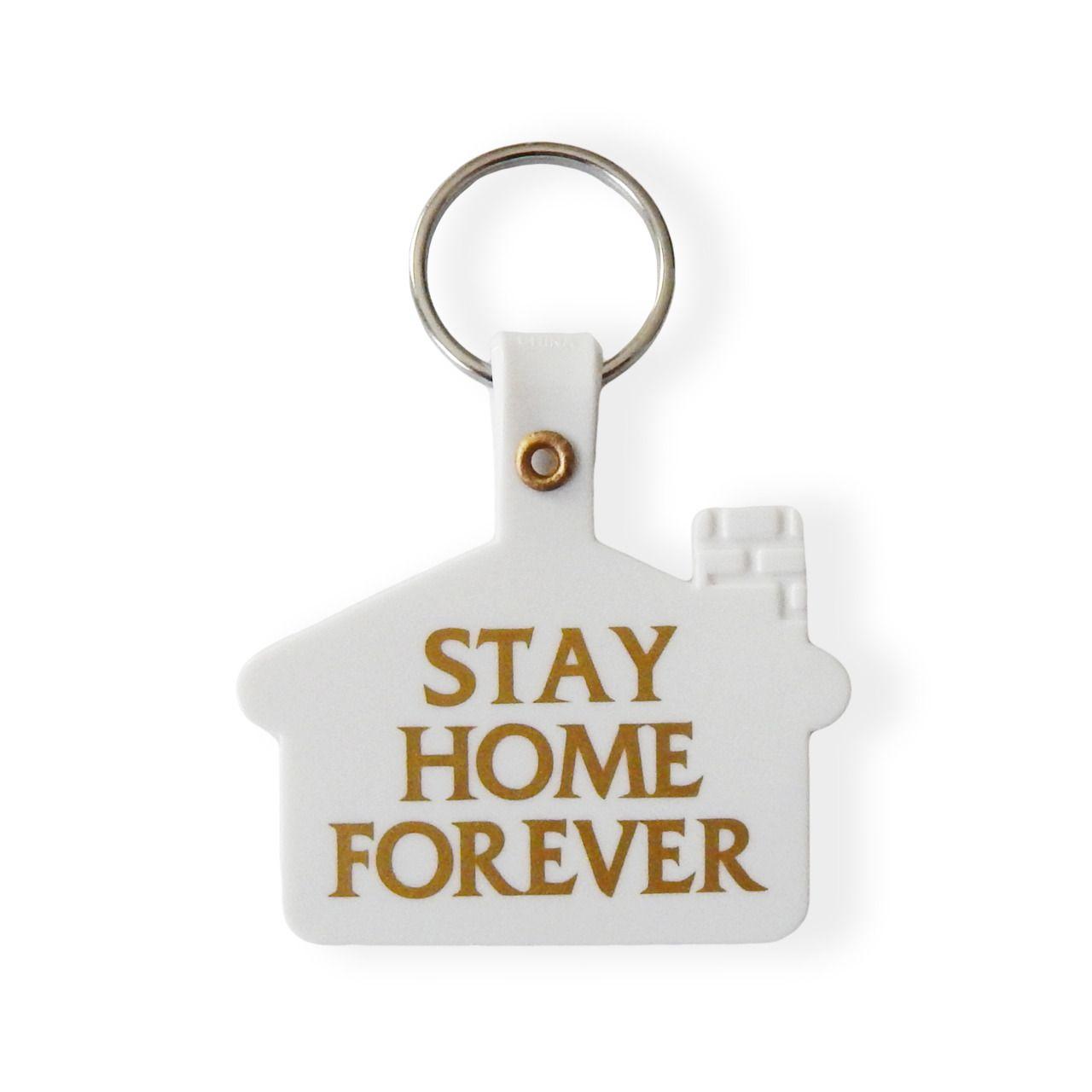 littlealienproducts Keychain, Broken chain, Forever