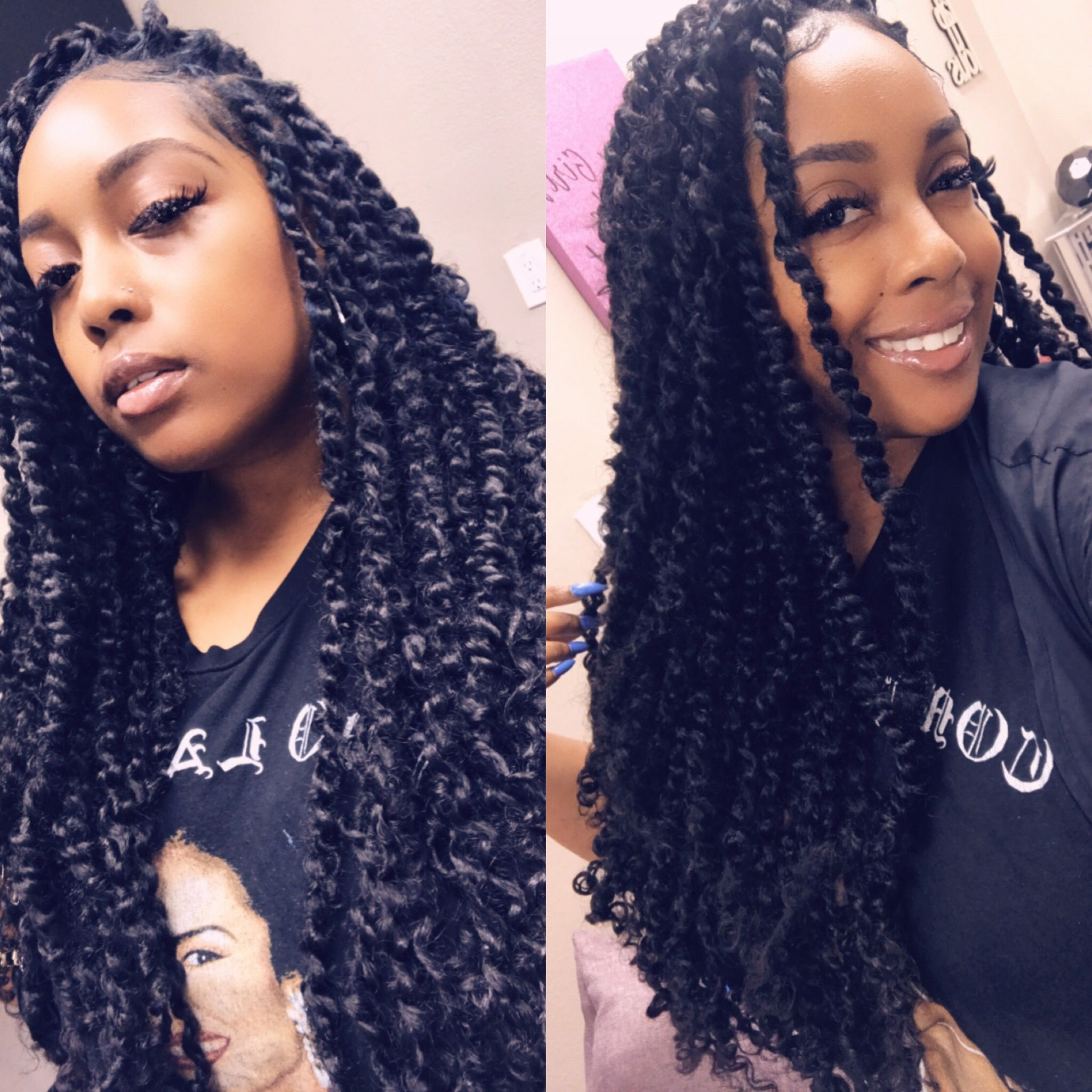 Twist Passion Twist Spring Twist Styledby Yalemichelle Natural
