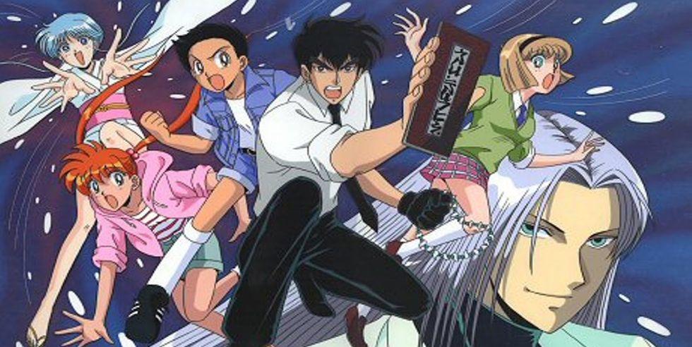 10 animes de los 90 que merecen un remake Dibujos de