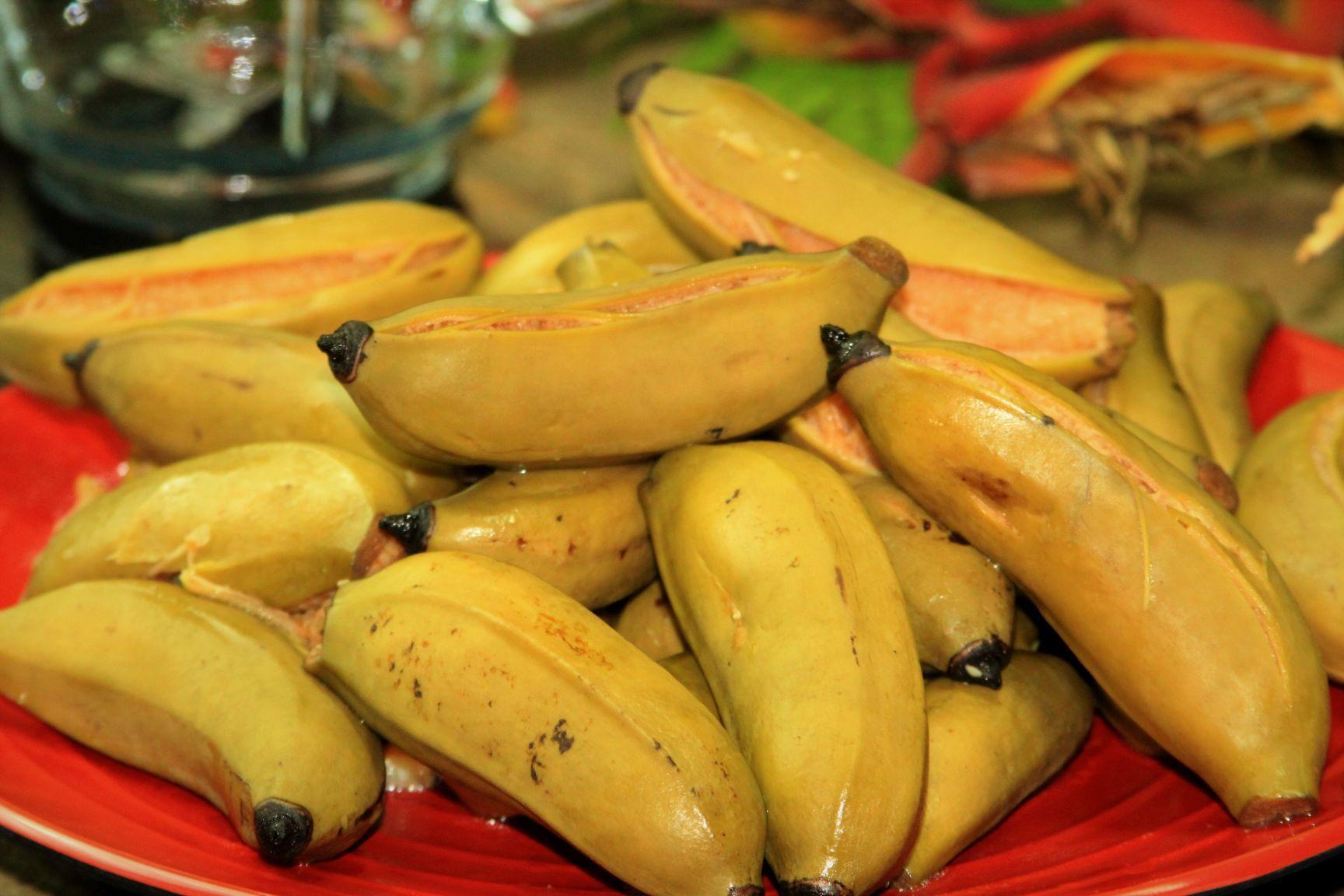 Como Fazer Biomassa De Banana Verde Com Imagens Biomassa