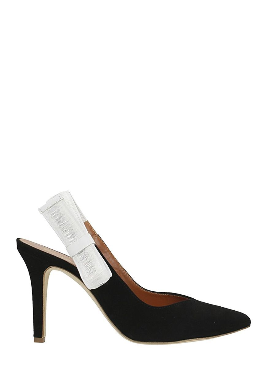 pointed toe pumps - Black Via Roma 15