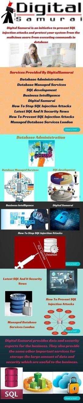 How to Prevent SQL Server Database Health • r/Infographics