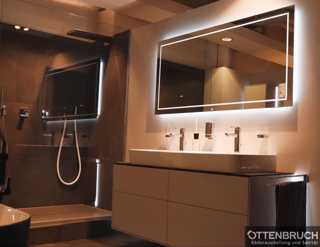 In Unserer Ausstellung Entdecken Sie Wunderschone Badezimmer Wo Sie Sich Inspirieren Lassen Konnen Und Wir Sie Baderausstellung Bad Einrichten Bad Inspiration