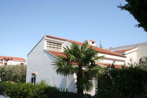 Das Ferienhaus Divas in Bibinje Zadar für bis zu vier
