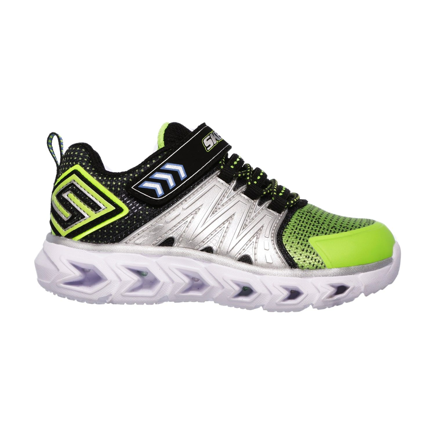 a5f0a3902799 Skechers S Lights Hypno Flash 2.0 Toddler Boys  Light Up Shoes in ...