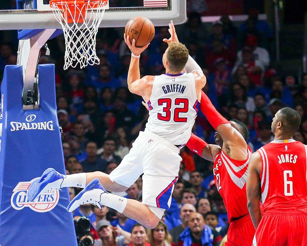 Mustsee NBA playoffs secondround photos Blake griffin