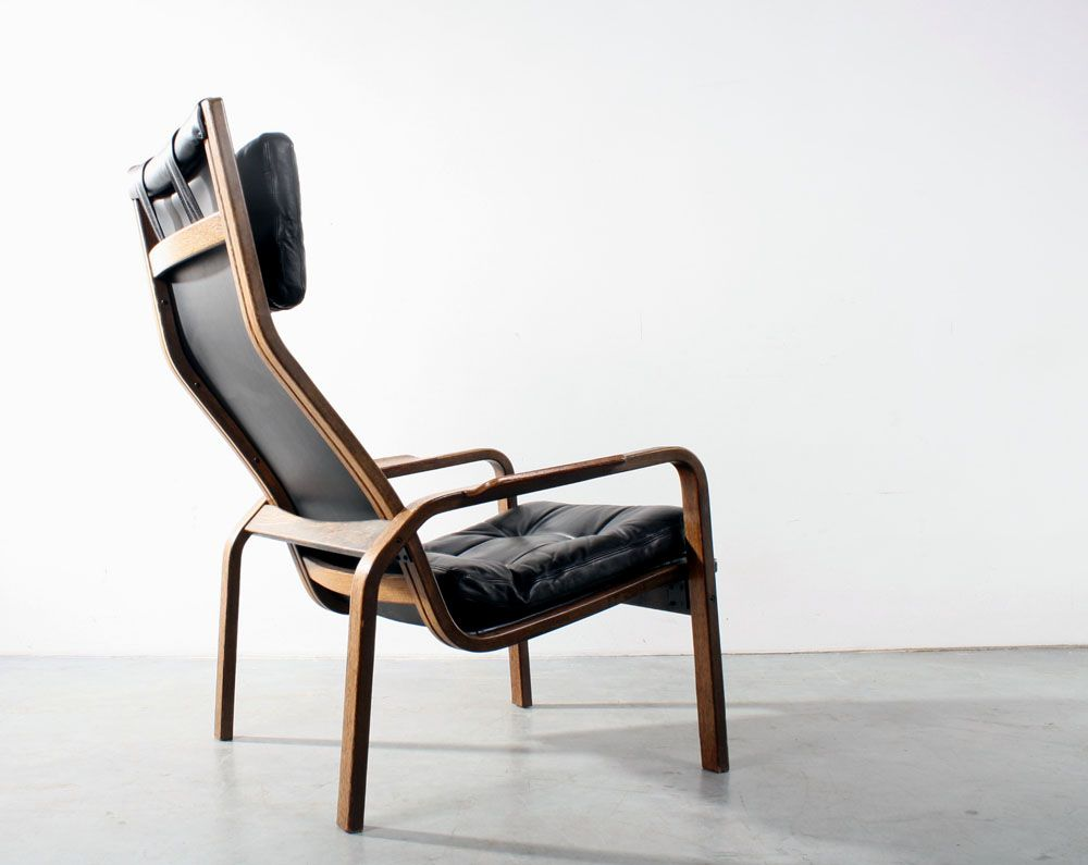 Design Meubels Groningen.Easy Chair Design Yngve Ekstrom For Swedese For Sale At