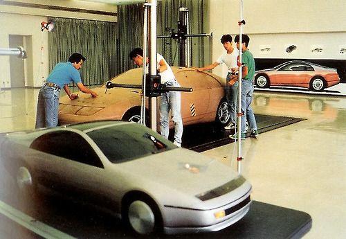 Nissan 300ZX (Z32) | Escape Velocity | Nissan 300zx, Nissan