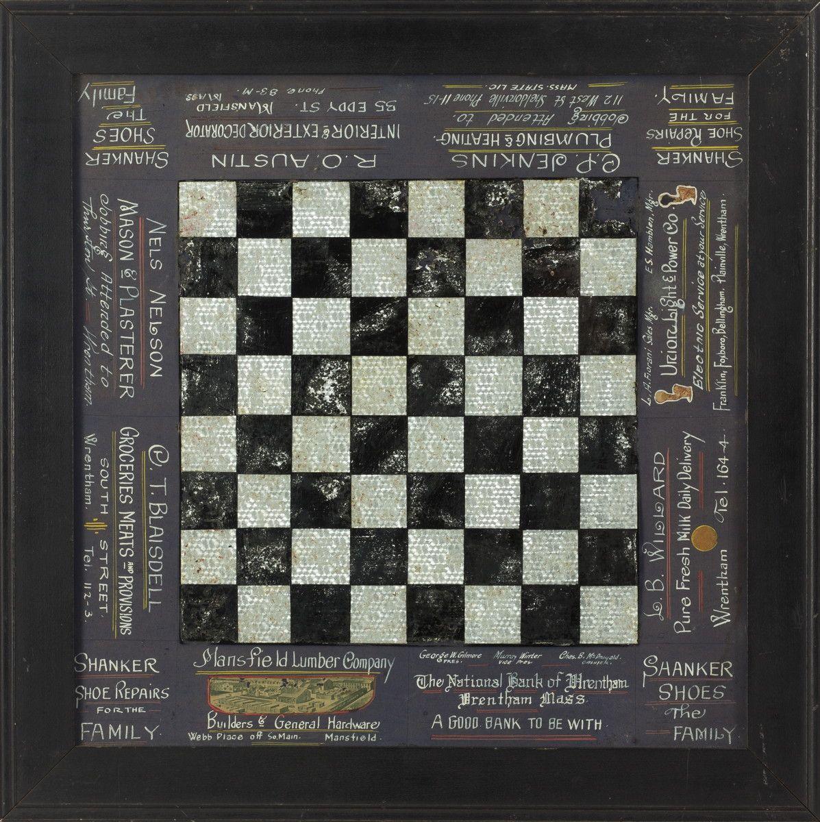 mansfield board games