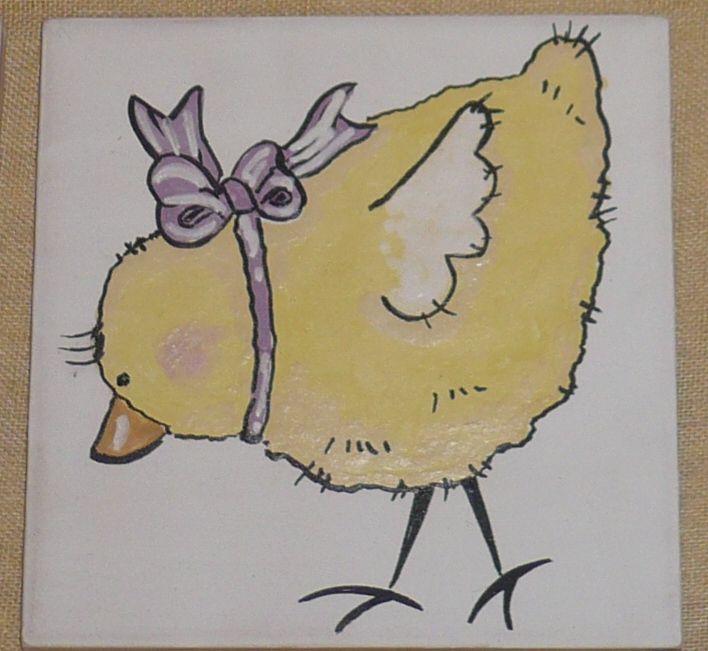 pollo3 azulejo 10 x 10