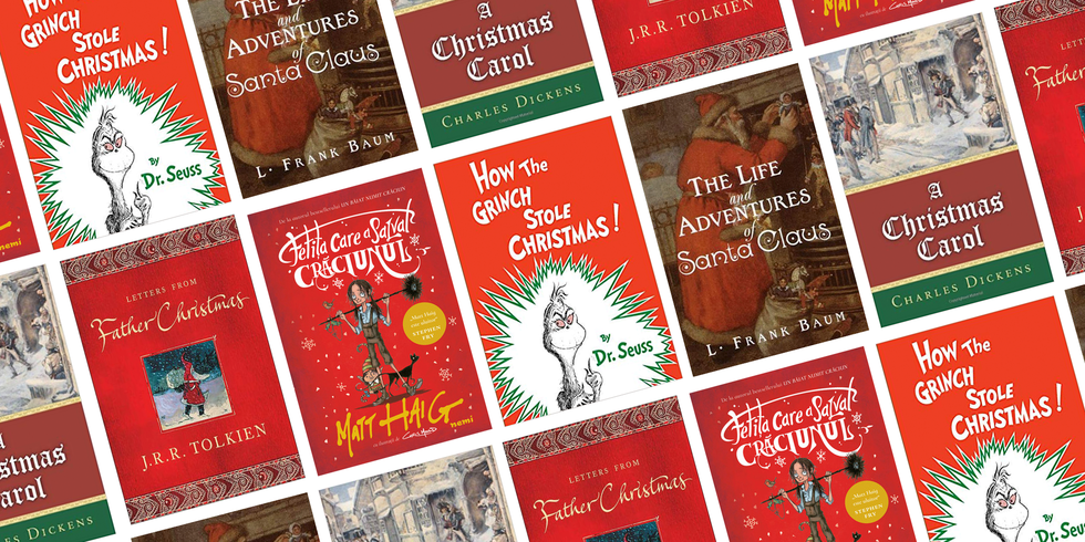 30+ Fantastic Christmas Books for Readers Age 1 to 92 in
