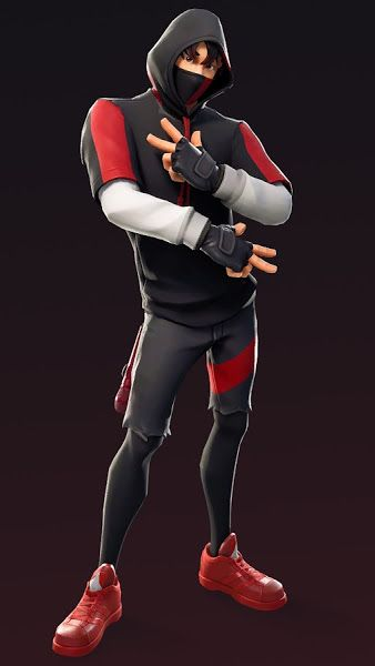 Fortnite Battle Royale Ikonik Outfit Skin Samsung S10 4k 3840x2160 Wallpaper Game Wallpaper Iphone Skin Images Fortnite